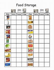 empowered by them food storage morning folders adaptive food life skills lessons life