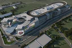 The Worlds Largest Car Dealership Has A Racetrack On Top