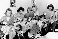 When The Baby Boomers Were Actually In Diapers 1945 1955