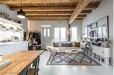Modern White Meets Warm Wood In This Apartment
