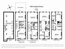 brownstone house plans go back gt gallery for gt historic brownstone floor plans