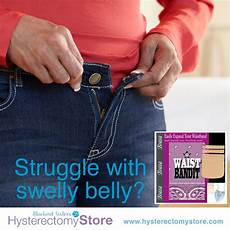 swelly belly after laparoscopy getting back into your pants hysterectomy store blog
