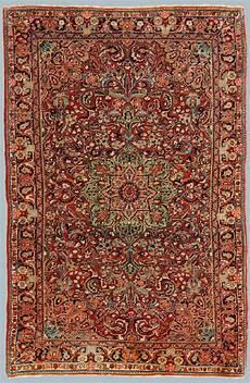 immagini tappeti persiani tappeto persiano mahal sarouk antico morandi tappeti