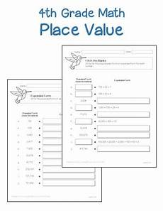 rounding place value worksheets 4th grade 5524 4th grade place value worksheets printables worksheets