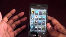 blackberry 10 2 os review youtube