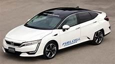 Brennstoffzelle Diese Autos Fahren Mit Wasserstoff