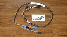 Dash Clock Wiring Harness Made In Usa 69 Camaro Wire Loom