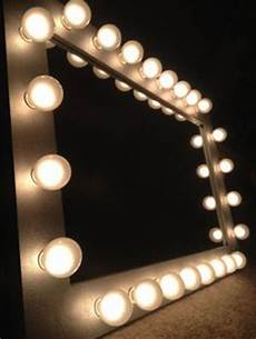 vanity mirror with lights makeup mirror wall hanging or stand alone hollywood style mirror