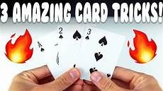 5 minuten tricks 3 amazing card tricks to learn in 5 minutes magic