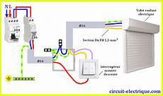 Branchement Volet Roulant Avec Interrupteur C 226 Blage