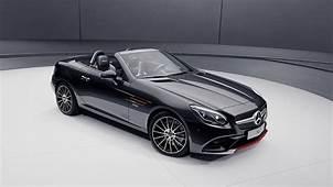 2017 Mercedes SLC RedArt Edition And SL Designo