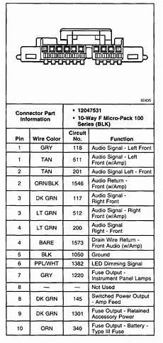 2003 chevy silverado radio wiring diagram fuse box and wiring diagram