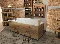 scaffali per enoteca wine bar al ticino