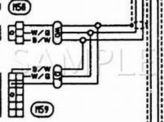 1989 nissan pathfinder wiring diagram repair diagrams for 1989 nissan maxima engine transmission lighting ac electrical warning