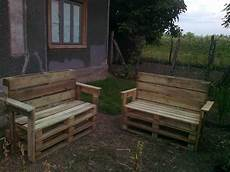 garden benches from reclaimed wooden pallets 1001 pallets