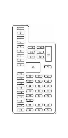2009 f150 fuse diagram ford f 150 2009 2014 fuse box diagram auto genius