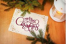 merry christmas quotes and objects calligraphy collection by happy letters thehungryjpeg com
