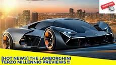 lamborghini terzo millennio news the lamborghini terzo millennio previews