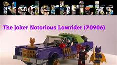 let s build lego the joker notorious lowrider 70906