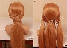 beautiful 10 minutes ponytail hairstyle alldaychic