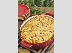 mushroom macaroni casserole_image