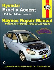 best auto repair manual 2009 hyundai veracruz electronic toll collection hyundai accent shop service manuals at books4cars com