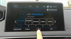 yeni peugeot 3008 dab digital audio broadcasting