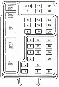 2000 Ford F 150 Fuses And Fuse Box Layout Ricks Free