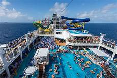 what not to do a cruise ship pool deck cruise critic