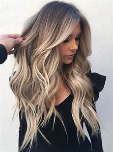 gorgeous sun kissed balayage hairstyles for 2018