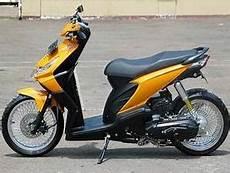 Modifikasi Beat 2010 by Modifikasi Honda Beat 2010 Modif Sepeda Motor