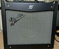 Ibanez Amf Fender Mustang 1 Stand Bag And Posot Class