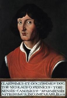 nicolaus copernicus history