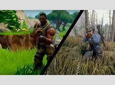 PUBG Vs. Fortnite, Pertarungan Dua Game Battle Royale