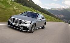 2018 Mercedes S Class Drive Review Car And