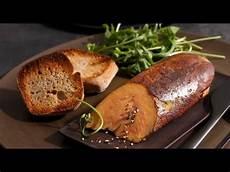 recette foie gras maison express et d 233 licieux
