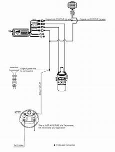 1972 Porche 914 Tach Drawing Holley