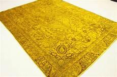 Vintage Teppich Gold In 360x270cm 1001 3209 Bei