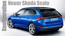 Preise Des Neuen Skoda Scala Konfigurator Spiele Ist