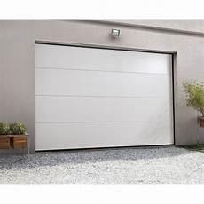 Porte De Garage Sectionnelle Largeur 3m Voiture Et