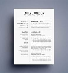 resume template cv word resume template cv template for ms word best selling etsy