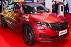Skoda Kodiaq Gt Looks Like A Toned Kodiaq Rs Inside
