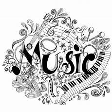 Malvorlagen Zum Nachmalen Musik Malvorlagen Zum Ausdrucken Zentangle Malbuch