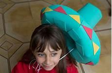 sombrero mexicano actividades ni 241 os manualidades f 225 ciles y juegos creativos
