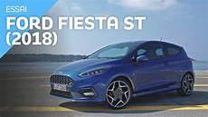 Essai Ford St 2018