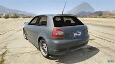 audi a3 1999 audi a3 1999 sport edition for gta 5