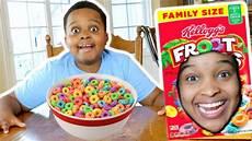 shasha turns into cereal onyx kids youtube