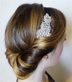 easy 1920 s great gatsby hair tutorial olive ivy
