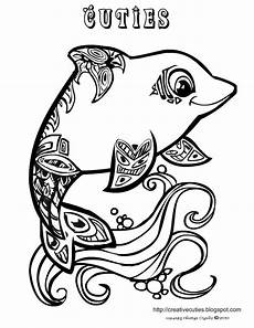 artist loft cuties free animal coloring pages