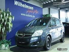 2009 Opel Zafira 1 9 Cdti B Edition Car Photo And Specs